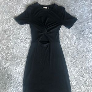 Aritzia Wilfred Free black dress size XS